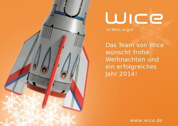 WiceCRMWeihnachtskarte
