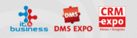 ITBusinessDMSExpoCRMexpo 200x56 WICE CRM mit neuer Version auf der IT & Business / CRM expo in Stuttgart