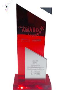 CRM Best Practice Award