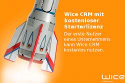 Wice CRM Gratis-Starterlizenz