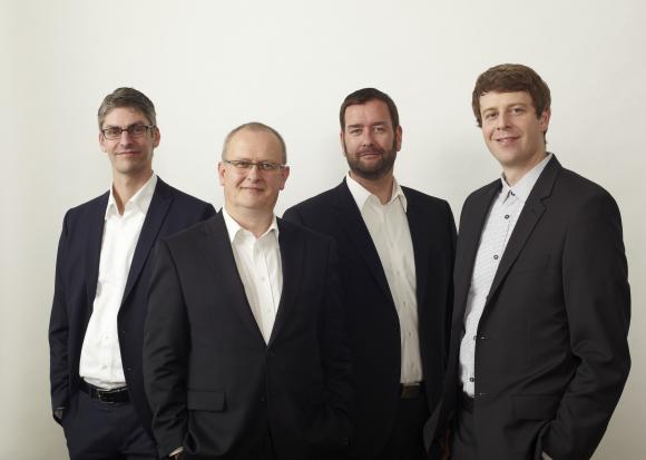 Das Team der Wice GmbH