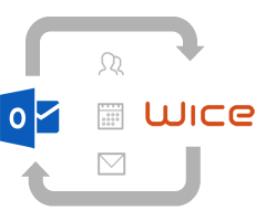 Wice CRM Outlook Exchange Synchronizer