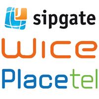 Wice CRM Placetel Sipgate